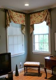 large kitchen window treatment ideas window treatment ideas for large windows curtain and valance