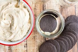 jar cakes jar peanut butter icebox cakes greens chocolate