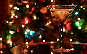 martini glass cheers holiday cheer gulp brew co