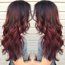 burgundy one of my favourites hair dye ideas pinterest