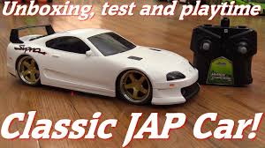 pictures of toyota cars remote control toys jada rc toyota supra japanese car unboxing