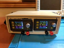 diy variable bench power supply with dps5005 and lrs 150 48
