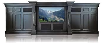 Entertainment Center Cabinet Doors Custom Cabinets Orlando Built In Closet Tv Wall Units