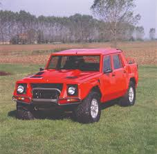 first lamborghini ever made lambo u0027s first suv will always be the coolest off roader of the planet