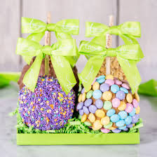easter gifts easter caramel apples gourmet easter gifts candy apples