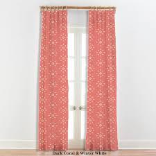 Sheer Coral Curtains Coral Sheer Curtains Curtains Ideas