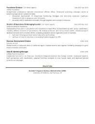 marketing director sample resume example resume marketing manager