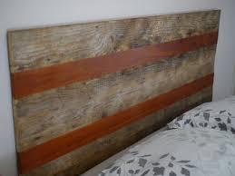 Reclaimed Wood Headboard by Rustic Reclaimed Wood Headboard Queen What If Designs Pinklion