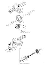troy bilt 13an77kg011 pony 2009 parts diagrams