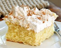 easy tres leches cake recipe for kids