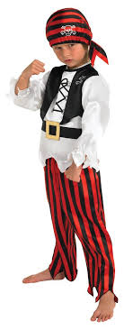vire costumes rubie s official boy s raggy pirate fancy dress 104 cm