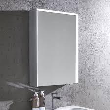 Illuminated Mirror Bathroom Cabinets Bathroom Cabinet Shaver Socket Light Photogiraffe Me