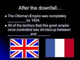 Downfall Of Ottoman Empire by The Ottoman Empire Just When You Thought The Middle East Was Safe