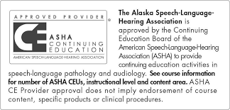 Association Of Pathology Chairs Alaska Speech Language Hearing Association Home