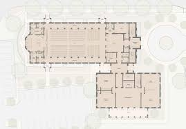 Anglican Church Floor Plan by Franck U0026 Lohsen Architects Holy Trinity Anglican