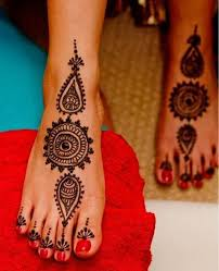 15 best leg mehndi designs with pictures styles at