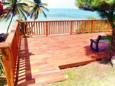 marakai villas mayaro balcony and breath taking views