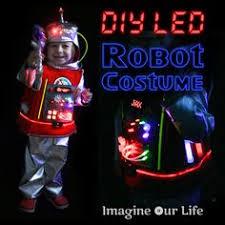 Robot Costume Halloween Cardboard Box Robot Costume Robot Costumes