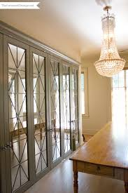 Mirrored Bifold Doors For Closets Mirrored Doors For Closet Home Design And Pictures