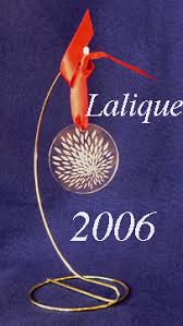 lalique annual ornaments and other ornaments from the past at kann