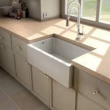 Top Mount Kitchen Sinks Interior Alluring Farmhouse Kitchen Sink For Stunning Kitchen