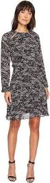 dresses women floral print knee length shipped free at zappos