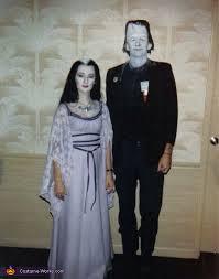 Eddie Munster Halloween Costume Herman Lily Munster Couple Halloween Costume