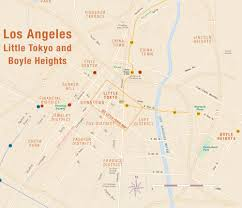Los Angeles Suburbs Map Los Angeles History Map List