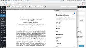 daftar pustaka merupakan format dari applikasi untuk manajemen daftar pustaka mendeley desktop berbagi