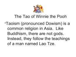 tao winnie pooh