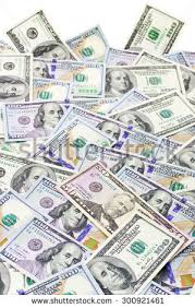 pile one hundred dollar bills stock photo 300921461
