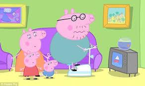 angry parents slam children u0027s cartoon peppa pig accusing main