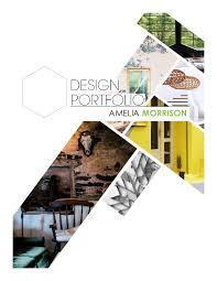 interior design portfolio interior design portfolios design