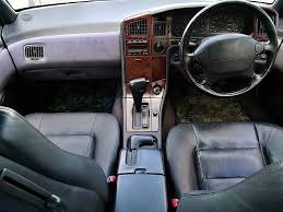 subaru svx interior the