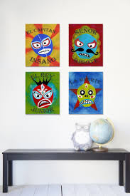 Artwork For Kids Room by 112 Best Lucha Images On Pinterest Wrestling Mexicans And Masks