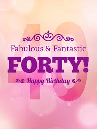 send free 40th birthday card to loved ones on birthday u0026 greeting