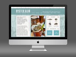 connecticut casual oyster club u2014 berliner benson creative shop practical romantics