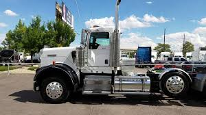 kenworth stock 2005 kenworth w900 tri axle commercial truck for sale stock