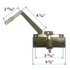 Awning Window Mechanism Operators U0026 Operator Parts