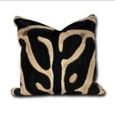 Ebay Cowhide Rugs Decor Indulge In The Sumptuous Feel Of Cowhide Pillows For Living