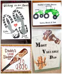 day gift ideas from s day footprint gift ideas from the kids footprints gift