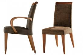 dining chairs with arms
