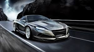 new honda sports car honda sports car concept art desktop wallpaper