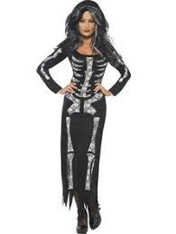 womens skeleton fancy dress costumes fancydress com
