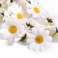 fake flowers for home decor aliexpress com buy fake flowers sunflowers daisy head home decor