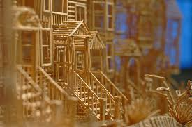 toothpick house one man 100 000 toothpicks and 35 years an incredible kinetic