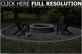 backyards beautiful ideas for backyard fire pits with nice pit