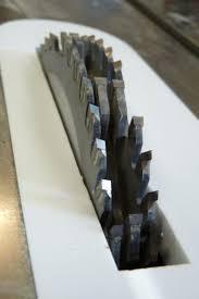 table saw dado blade insert dado set buying guide ereplacementparts com