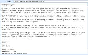 fresh how to send resume and cover letter by email 67 with