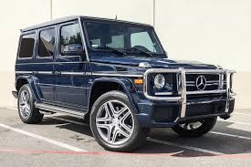 mercedes 63 amg suv pre owned 2015 mercedes g class g 63 amg suv in newport